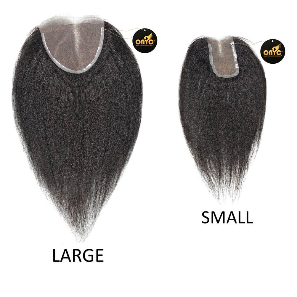 Fro Out Kinky Straight Frontal Closure Lace View
