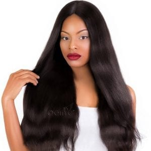 Beach Body Wave Hair Extensions ONYC Beach Wave Hair Body Model