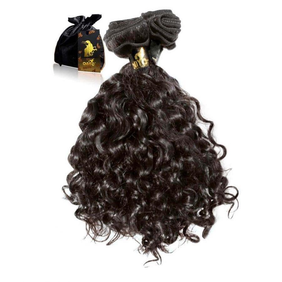 Deep Curly Hair Weave Extension ONYC Curly Addiction 3B Deep Curly Hair Weft