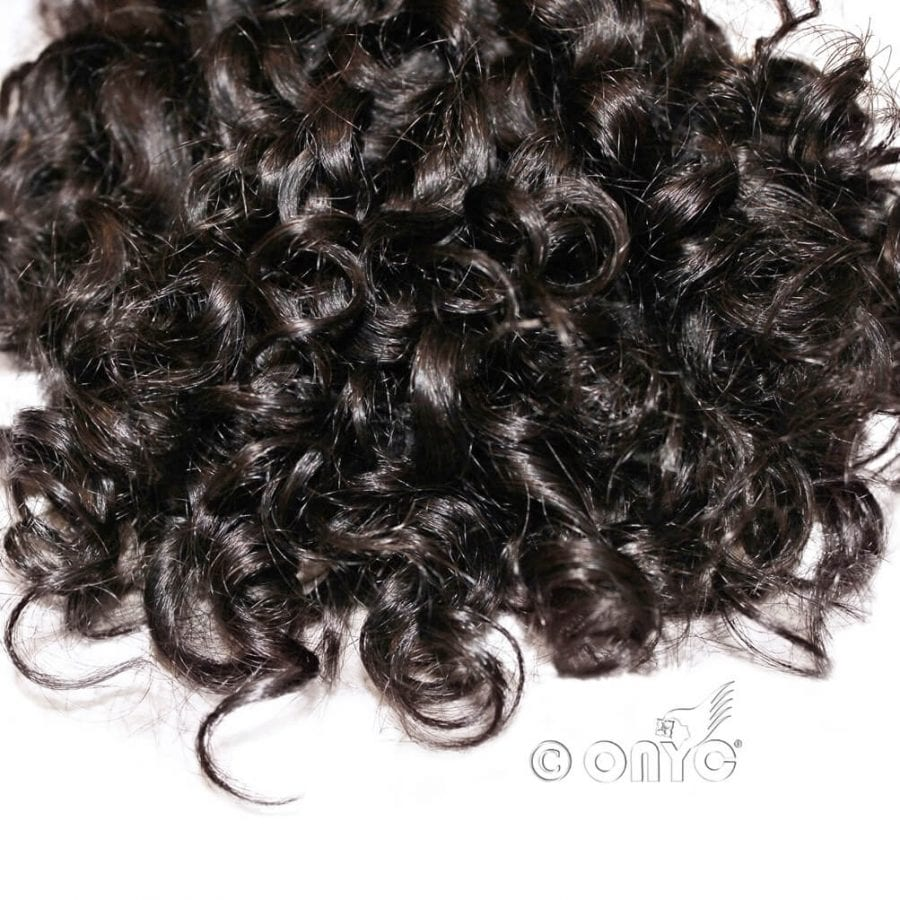 Deep Curly Hair Weave Extension ONYC Curly Addiction 3B Deep Curly Hair Weft2