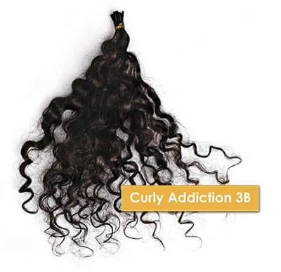 ONYC Curly Addiction 3B I Tip