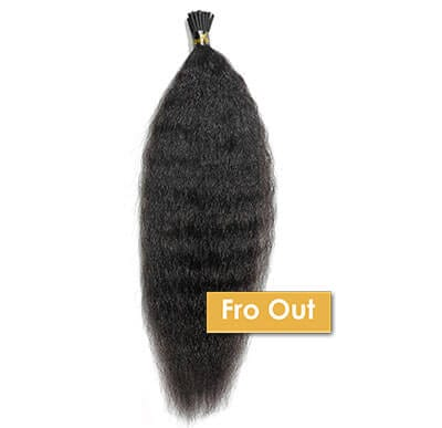 ONYC Fro Out Kinky Straight I Tip