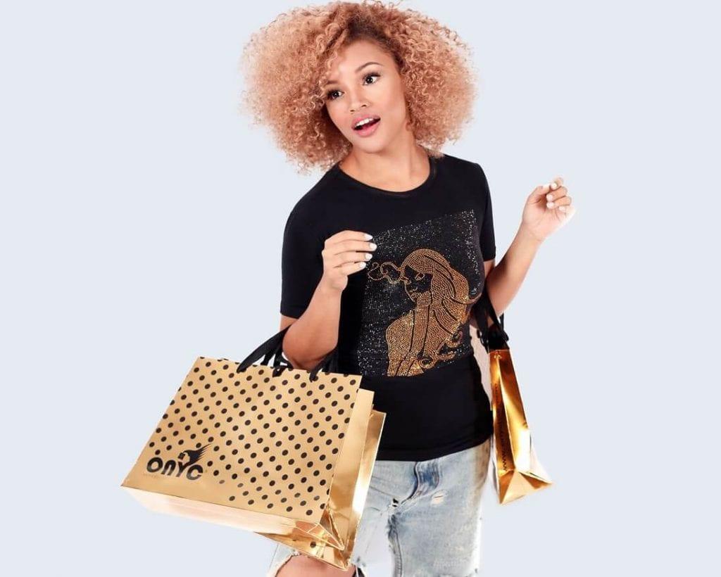 ONYC Hair Ambassadorial Partner Naomi