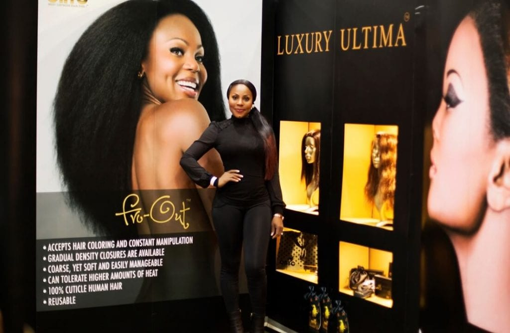 ONYC Hair CEO Thelma Okoro