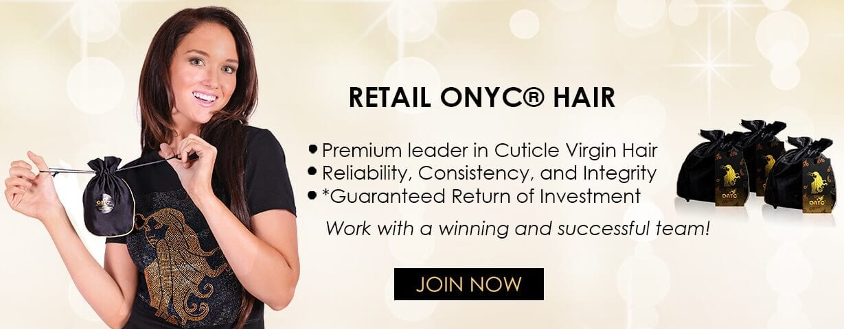 ONYC Hair Distributor Partnership Mobile