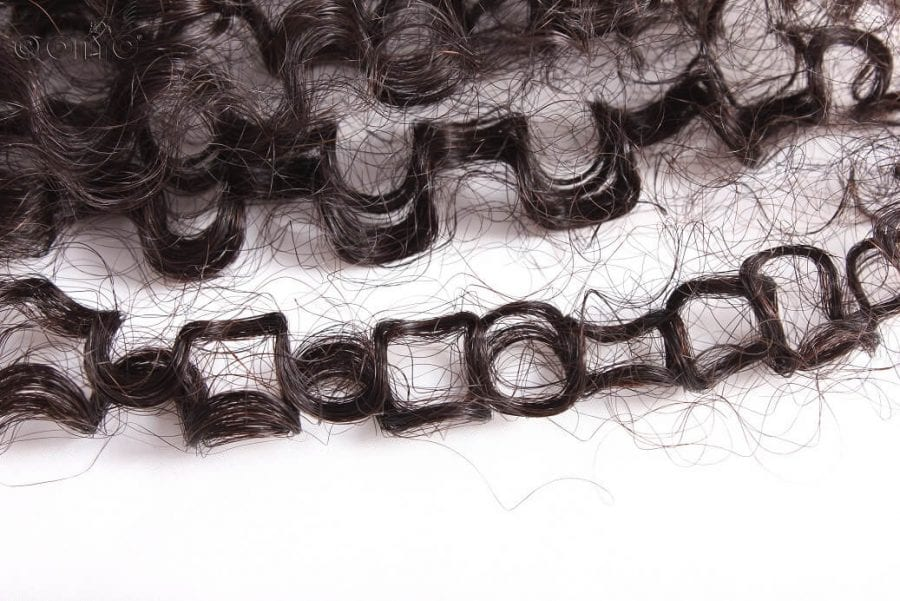 Best Kinky Curly Clip Ins Hair Extensions Kinky Curly I Tip Hair Extensions Method. Pre-Tipped, strand by strand. ONYC Hair Kinky 3B 3C™ Clipin Hair Curl Pattern2