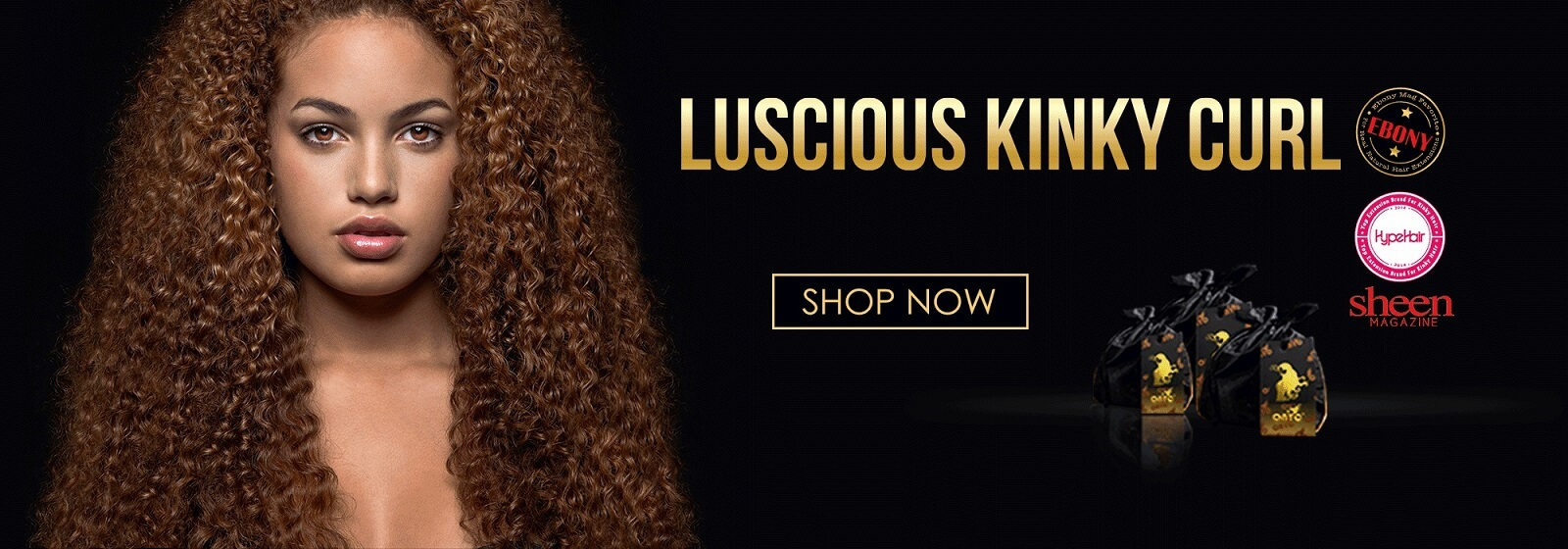ONYC Hair Kinky Banner. Virgin Hair Extensions | UK Best Hair Weave Extensions Company