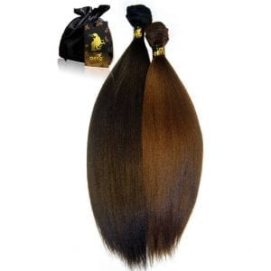 Relaxed Straight Hair Weave Perfect Relaxed Sleek Straight Hair ONYC Light Relaxed Perm Weft