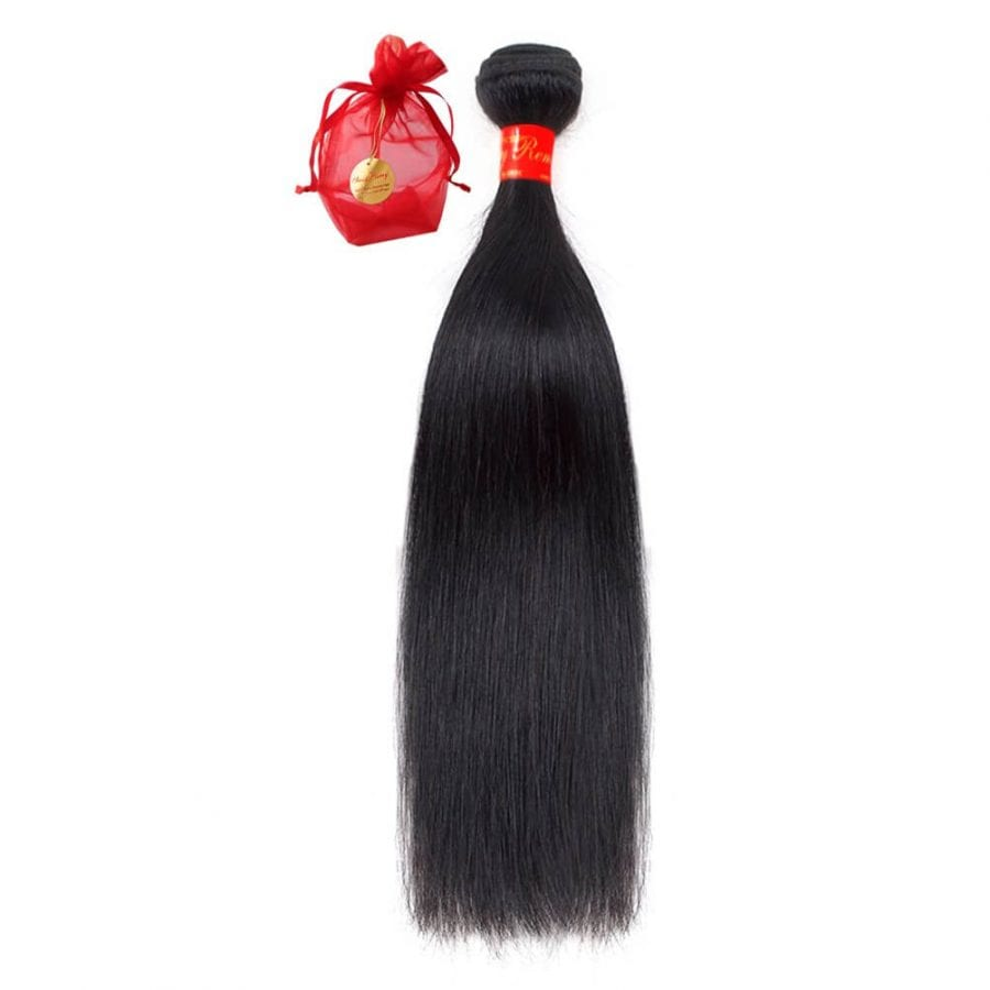 remy silky straight hair extensions ONYC Sassy Silky Straight Human Hair