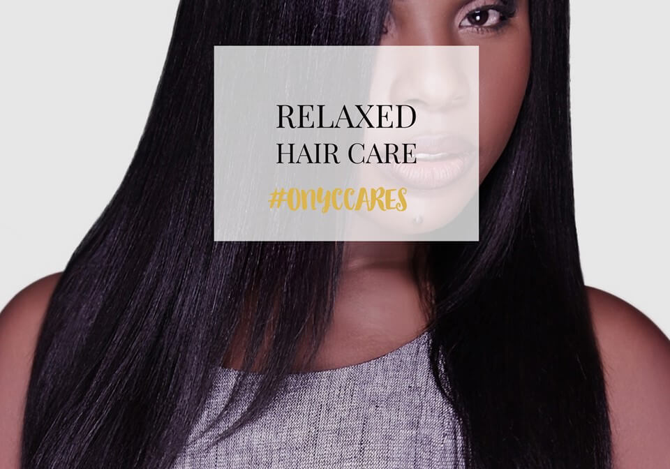 Relaxed Hair Care How To Have Healthy Relaxed Hair Featured