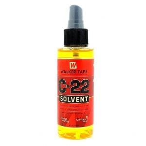 Walker Tape Remover - C-22 Solvent Lace Front Tape Glue Remover 4oz Tape Remover C-22 Citrus Solvent 4 Ounces by Walker