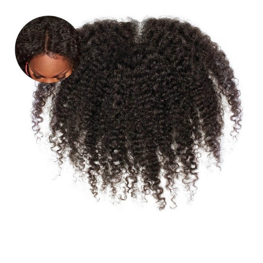 afro kinky curly closure Afro Tight Kinky Curly 3c4a Frontal Closure Onyc Hair